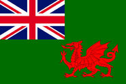 (Europe) Welsh Unionist Flag