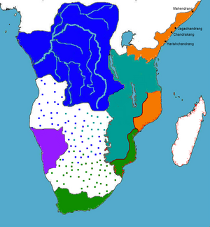 Post Civil War Africa