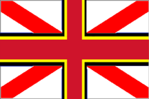 Ireland British Fascist Flag Pax Columbia