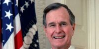 President George Bush (Caroline Era)