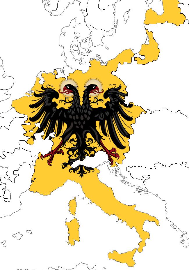 Holy Roman Empire • List