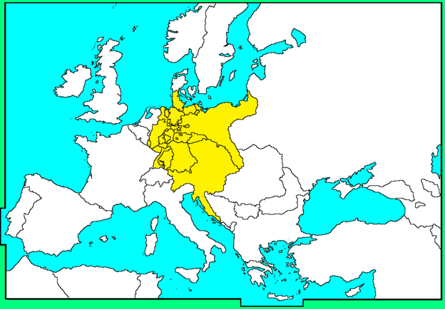 File:Empire of the Germans, 1874.png