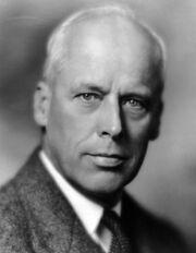 Norman Thomas 1937