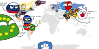 Polandball (Russian America)