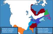 Unbalance (1767, North America)