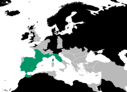 Visigothic Empire Map