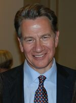 Michael Portillo by Regents College cropped