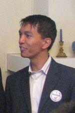 Andry Rajoelina, November 2008