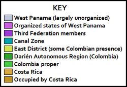 Panama 83DD key