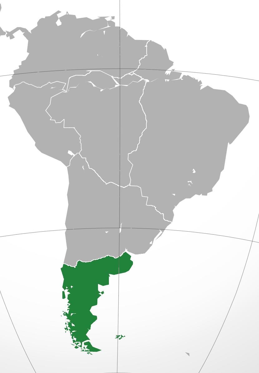 Patagonia Map Map2
