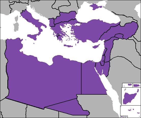 Roman Empire Subdivisions (PM3)