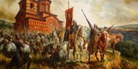 Gepid Expedition in Caucasus (The Ashes of Rome Map Game)