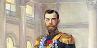 Nicholas II of Russia (Oldenburg Sweden)