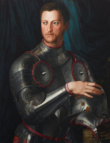 File:800px-Agnolo Bronzino - Cosimo I de' Medici in armour.jpg