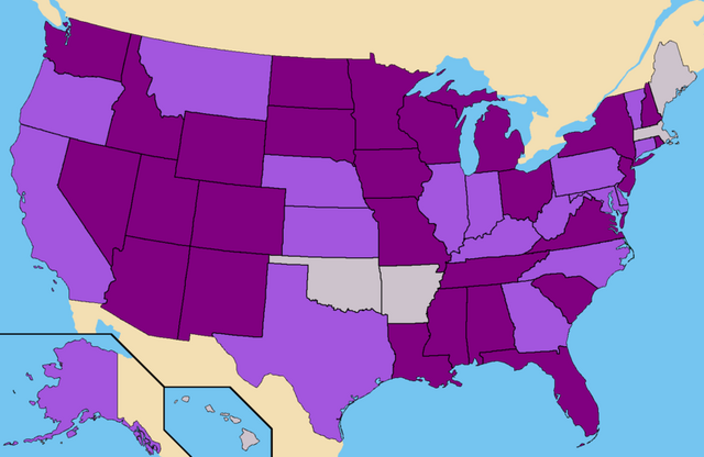 File:Ballot access of Virgil Goode in the 2012 US presidential election.png