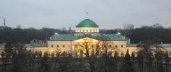 Таврический дворец (с водонапорной башни)