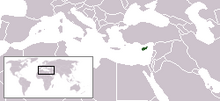 LocationCyprus