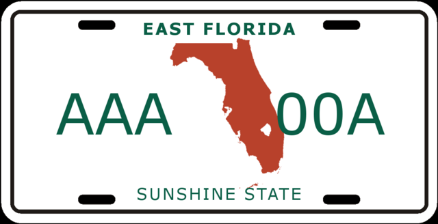 File:License plate of East Florida (Alternity).png