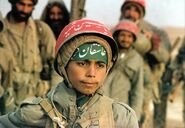 Children In iraq-iran war4