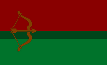Flag of West Africa