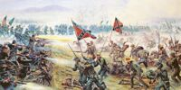 Confederate War of Independence (Victory at Gettysburg)