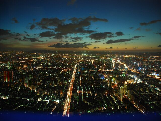 File:Taipei at night.jpg