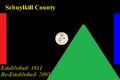 Schuylkill County Flag