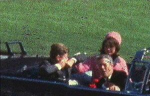 John Kennedy Assassination atempt