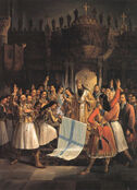 Greek Revolution begins