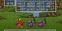 Dragon Quest (Ohga Shrugs)