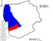 Luzerne County Senate Districts