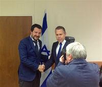 Salvini-Israele