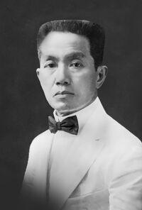 Emilio Aguinaldo ca. 1919 (Restored)