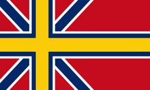Flag of the Scandinavian Socialist Union