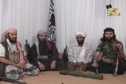 Leaders of AQAP in Yemen