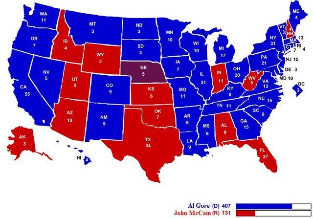 File:2004 Election==Al Gore-Joe Lieberman vs. John McCain-Jeb Bush.jpg
