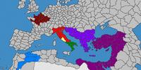 Seven Roman States