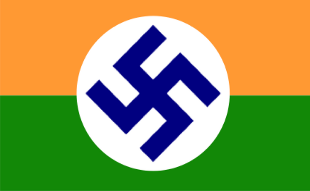 File:Flag of Nazi India (1967-2013).png