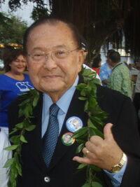 PrimeministerDaniel Inouye
