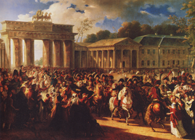 French Revolutionaries in Berlin