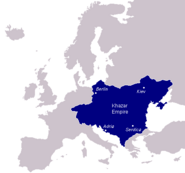 Khazar Empire (Celtic Rules)