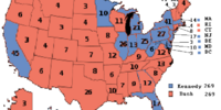 U.S Presidential Election 1980 (Return of the Kennedys)
