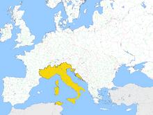 Italy Triunfa España!