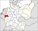CV Map of Köln-Aachen 1945-1991