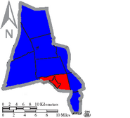 Montour County Districts for the Senate