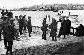 Occupation of Constantinople