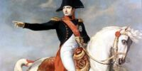 List of French Emperors (1756 World)