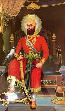 File:Guru Gobind Singh Ji (Ranjit SIngh Lives).png
