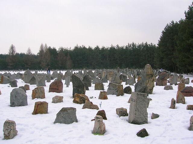 File:800px-Treblinka's Memorial in Winter.jpg