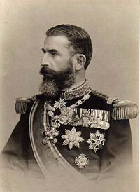 Carol I King of Romania